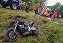 29.9.2017 – DN motocyklu pod Nejvyšším bodem