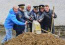 18.3.2019 – slavnostní zahájení stavby nové hasičárny