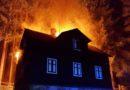 23.6.2020 – požár chaty Špičák
