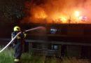 16.7.2020 – požár stavby bytového domu / Brčálník