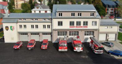 24.9.2020 – NEslavnostní otevření hasičárny